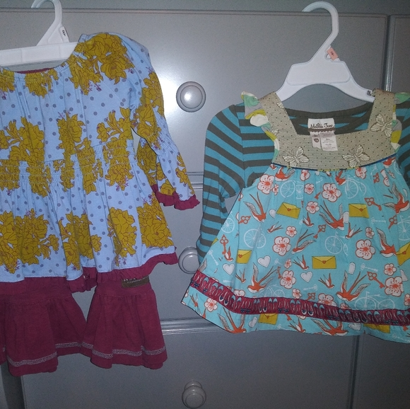 Matilda Jane Outfits(12 months)
